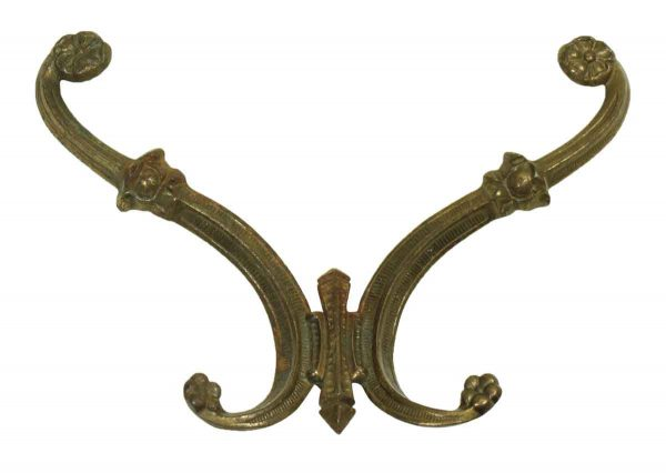 Single Ornate Hook - Single Hooks