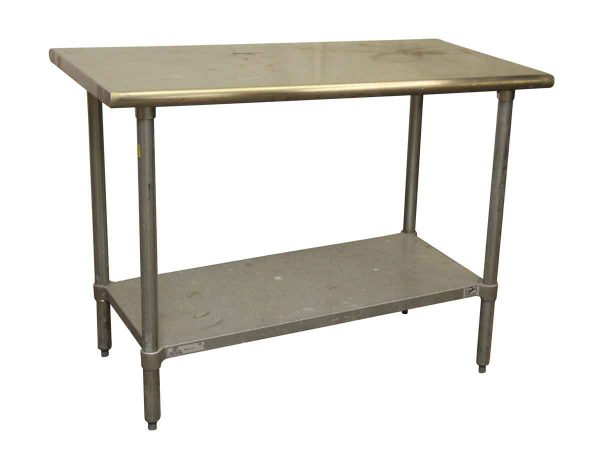 Steel Restaurant Table - Commercial Furniture