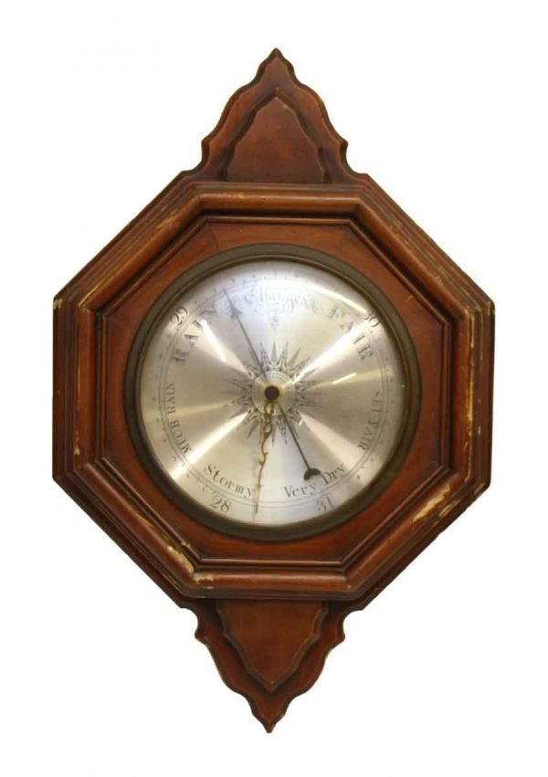 Vintage Barometer - Clocks
