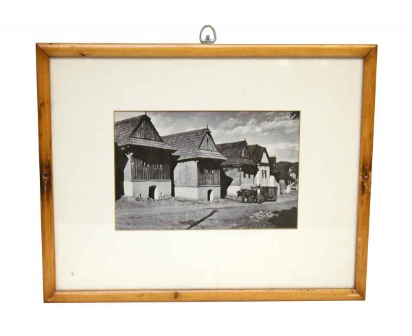 Photo of Old Houses - Photographs