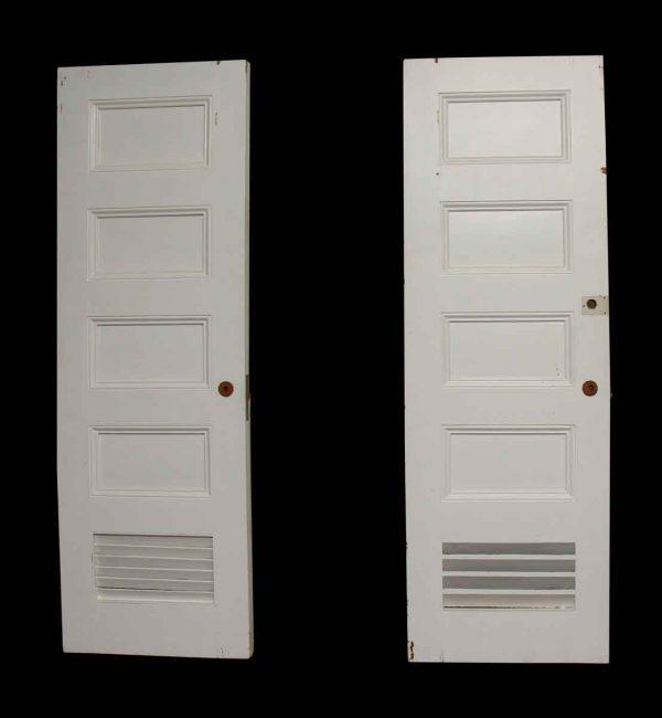 Pair of Vented Doors - Standard Doors