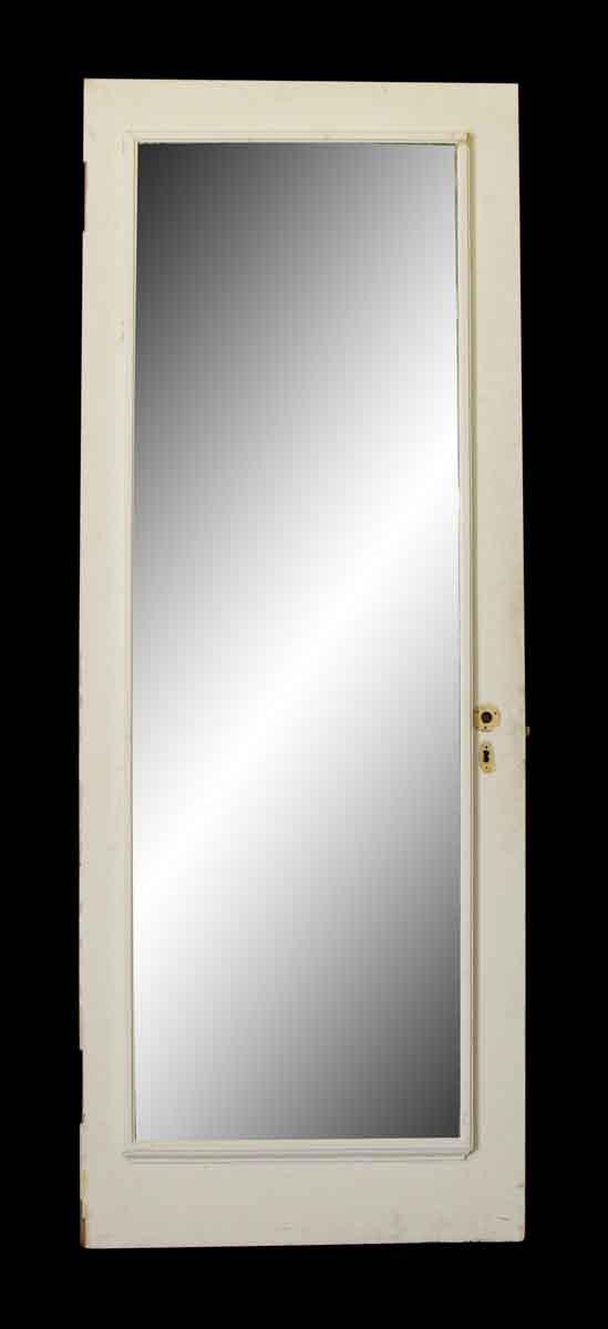 Door with Mirror Panel - Closet Doors
