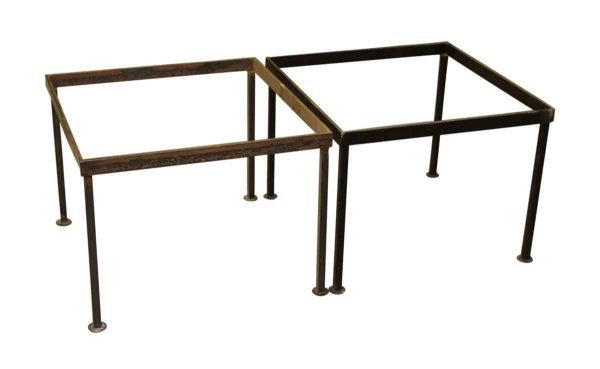 Square Iron Table Base - Table Bases
