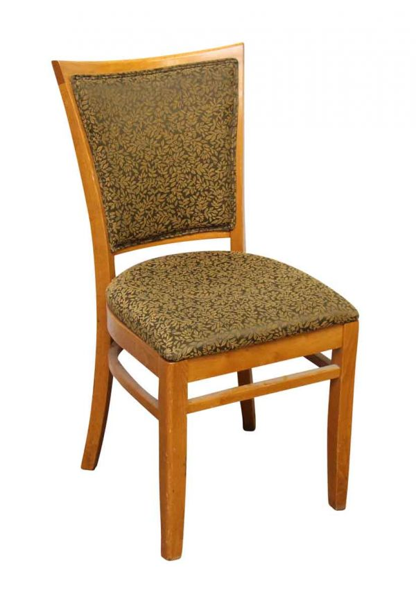 Single Wooden Dining Chair - Seating