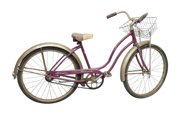 Schwinn Pink Bike with Basket - Bicycles