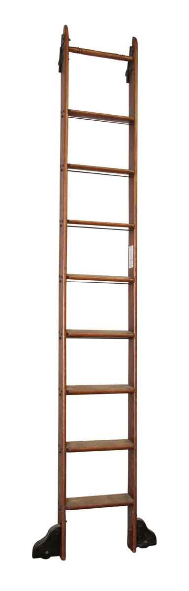 Vintage Putnam Library Ladder - Ladders