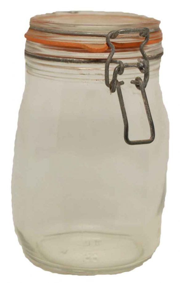 Vintage Glass Jars - Bottles & Jars