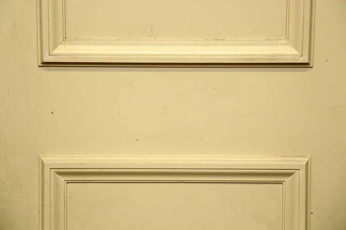 Two Panel Door With Raised Molding Detail Olde Good Things