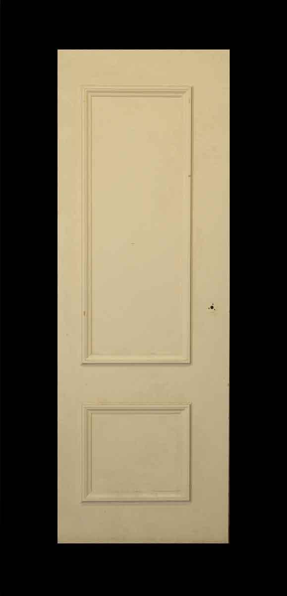 Two Panel Door with Raised Molding Detail - Standard Doors