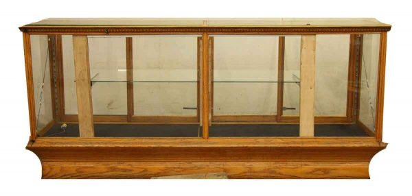 Eight Foot Floor Standing Show Case - Commercial Furniture