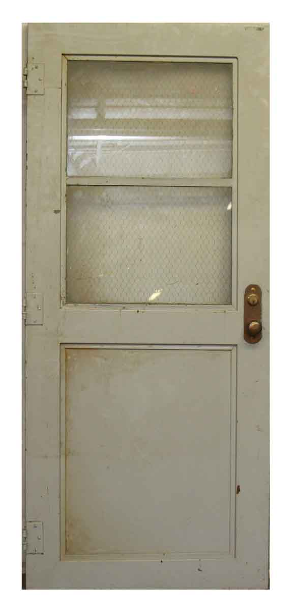Gray Fire Door - Commercial Doors