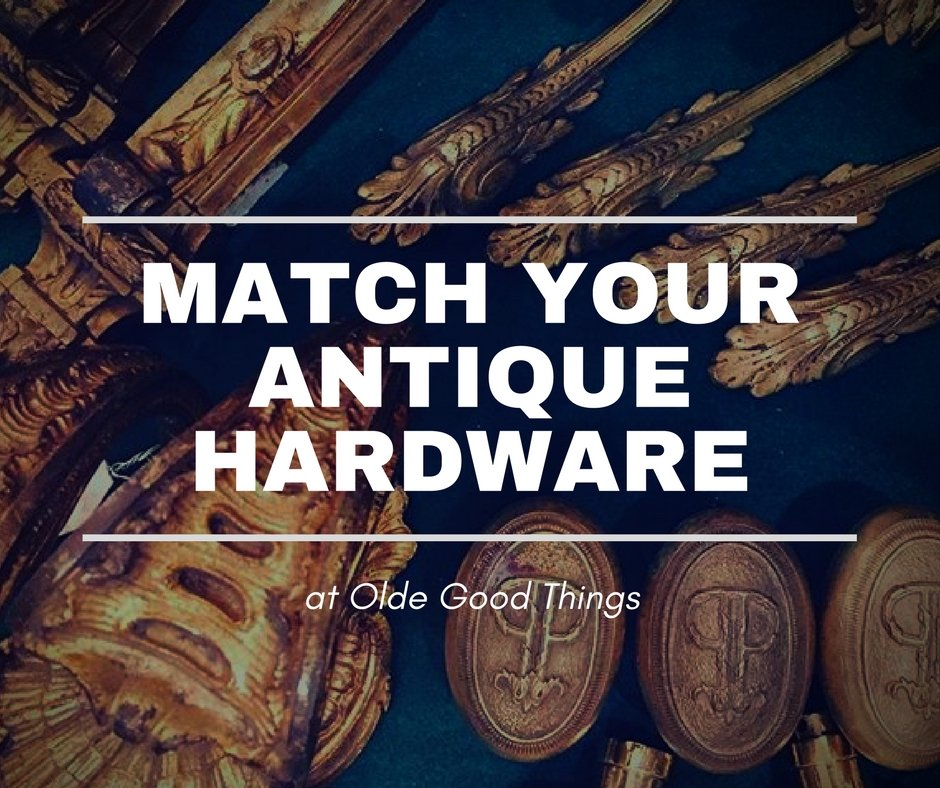 This Custom Look Is What Makes Your Antique Door S Drawer Pulls Or Reclaimed Architectural Pieces So Distinctive And Beautiful