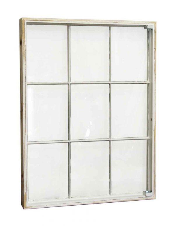 Nine Pane Wood Window - Reclaimed Windows