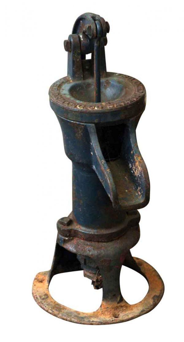 Cast Iron Hand Water Pump Part - Exterior Materials
