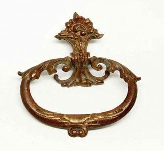 Victorian Bronze Decorative Door Knocker