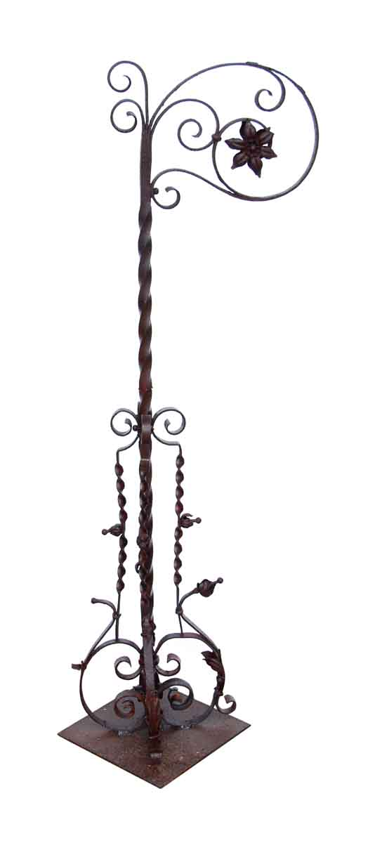 Wrought Iron Decorative Stand - Decorative Metal