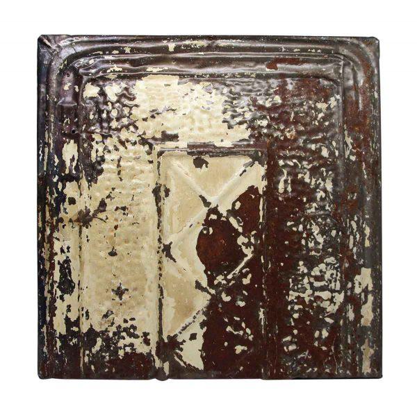 Distressed Textured Tin Panel - Tin Panels
