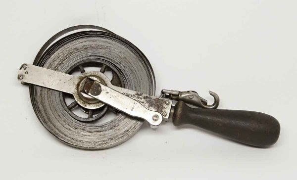 Vintage Rolling Tape Measure - Tools