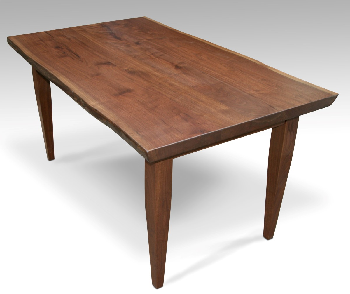 Farm style dining room table for Styling dining room table