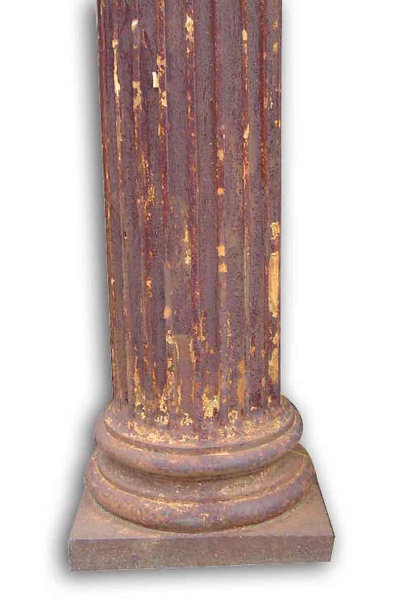 Antique Cast Iron Columns Olde Good Things
