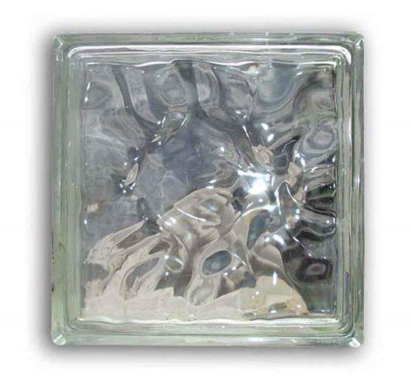 Glass Window Block - Interior Materials