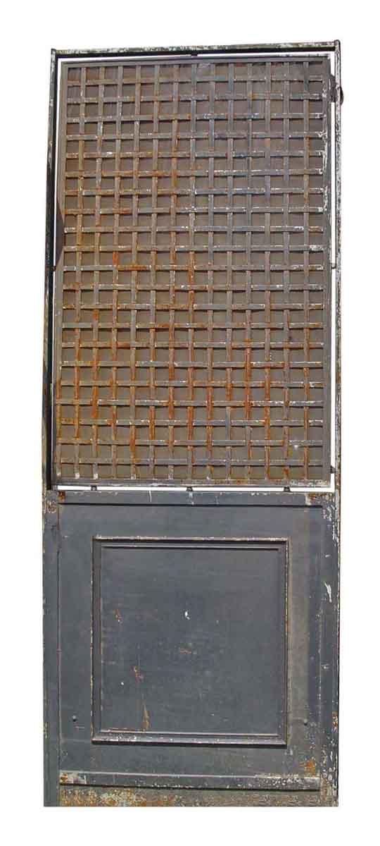 Iron Door with Screen - Specialty Doors