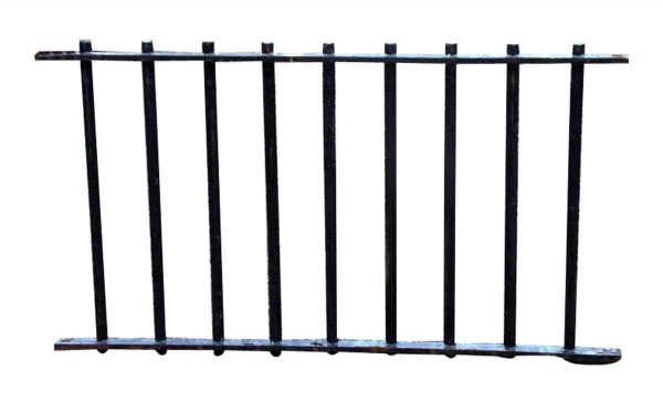 Industrial Iron Fencing - Fencing