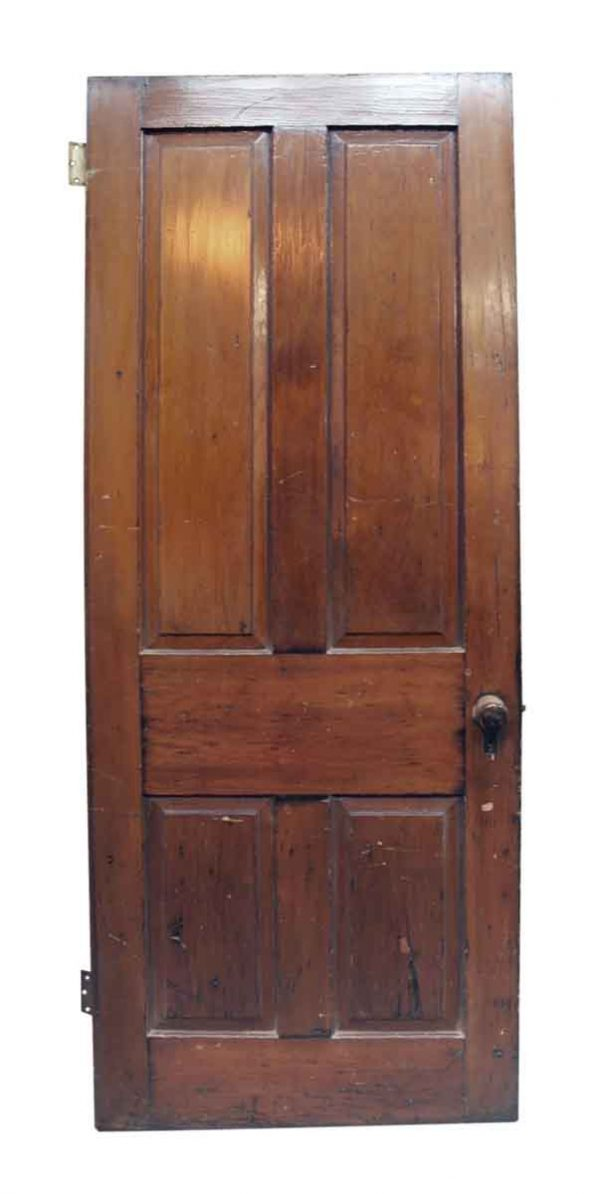 Victorian Style Four Panel Door - Standard Doors