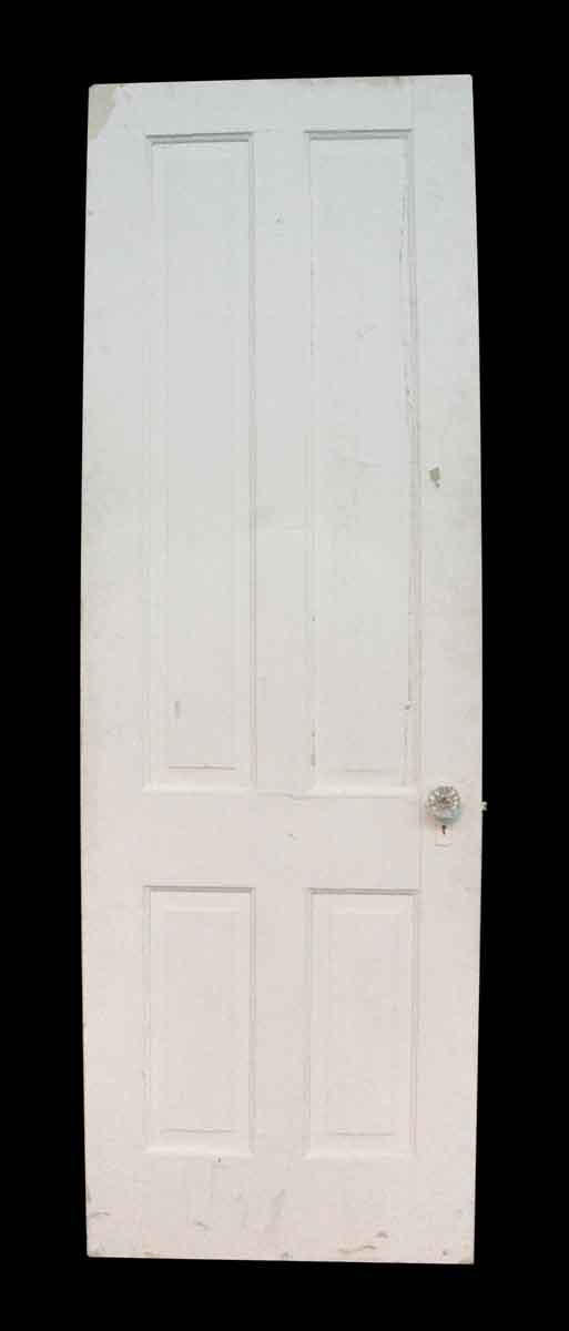 Four Raised Panel Poplar Door - Standard Doors