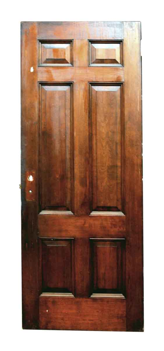 Six Panel Birch Interior Door - Standard Doors