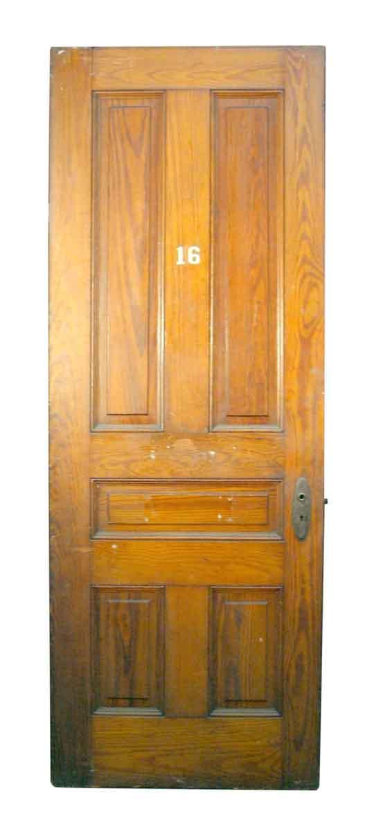 Pine Five Panel Interior Door  - Standard Doors