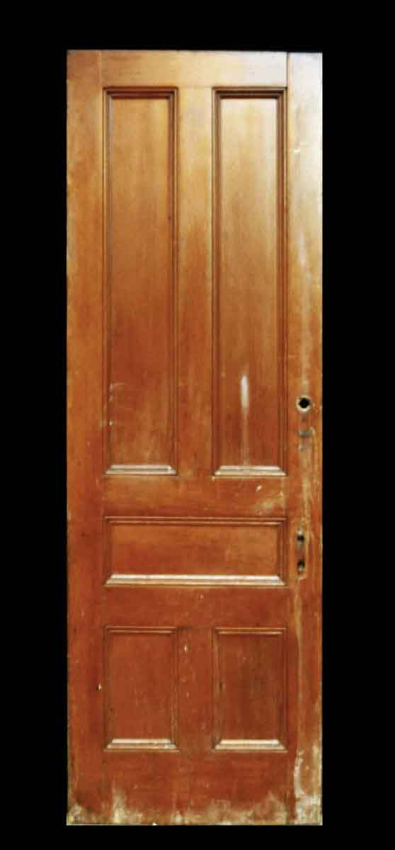 Five Panel White Pine Door - Standard Doors