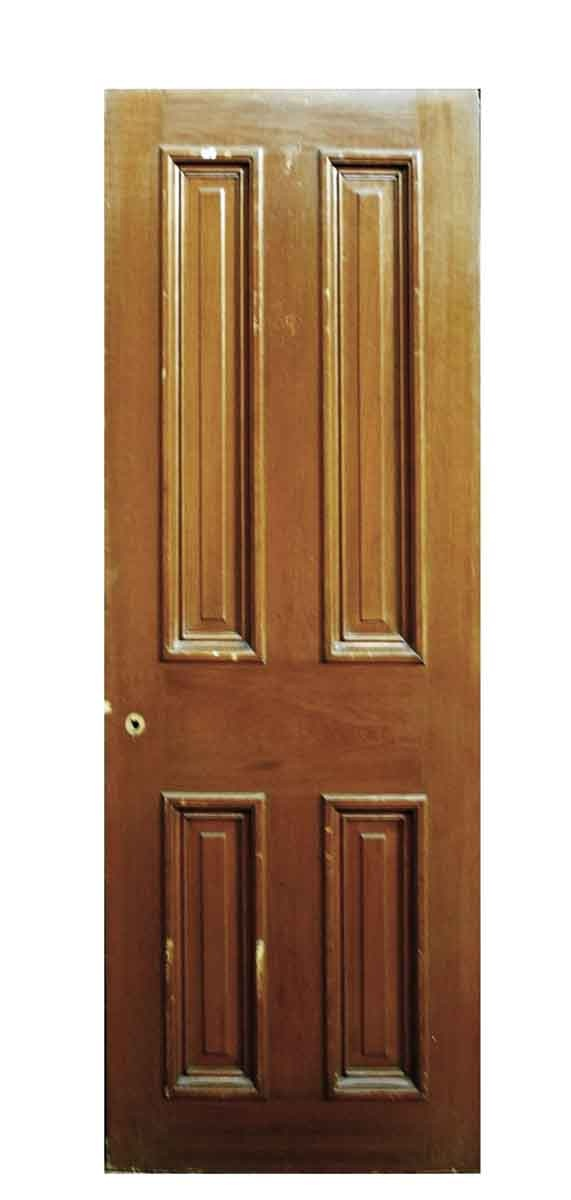 Four Panel Interior Door - Standard Doors