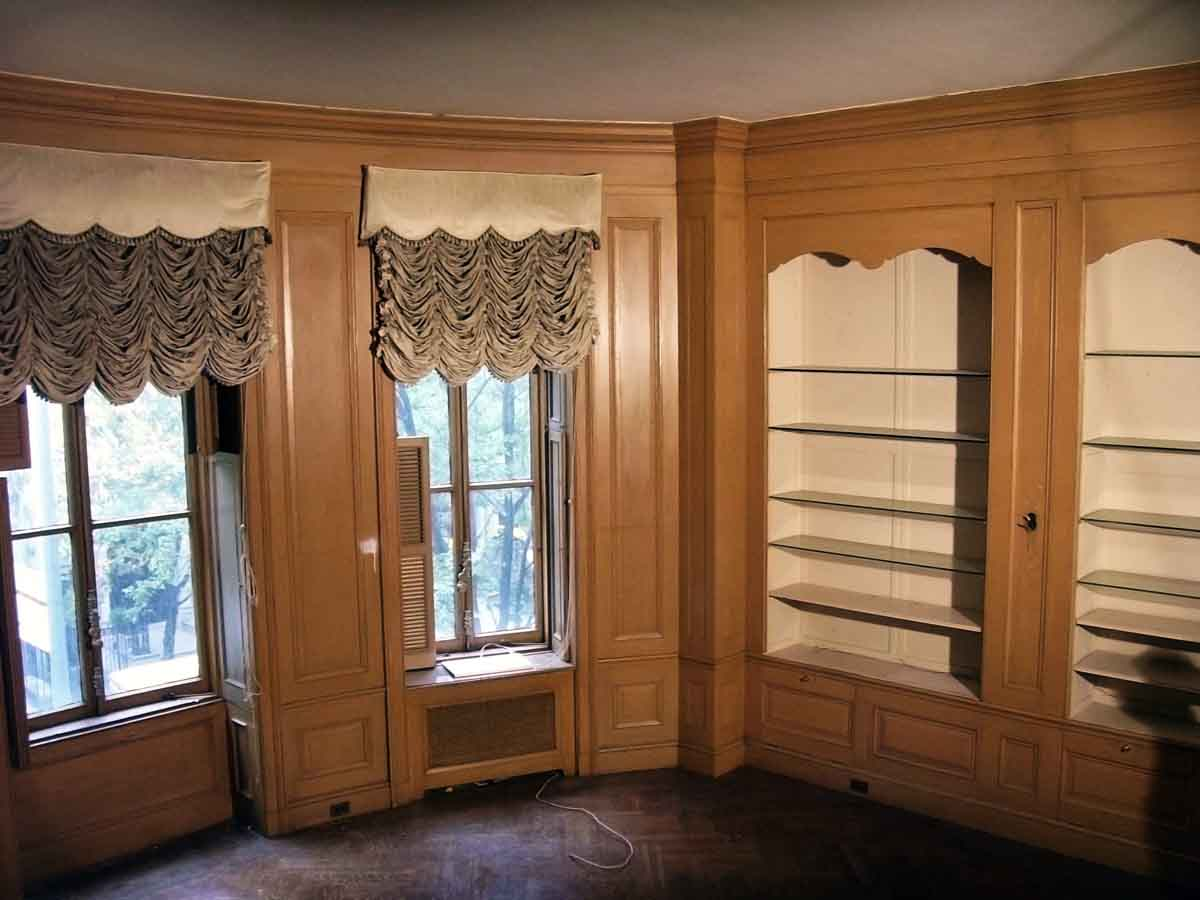 Antique Oak Paneled Room Olde Good Things