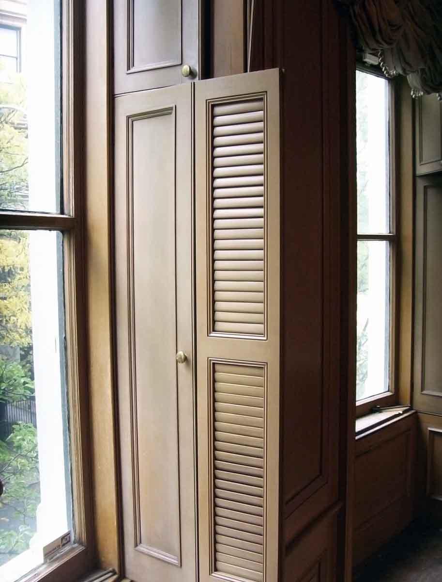 Oak Paneled Room: Antique Oak Paneled Room