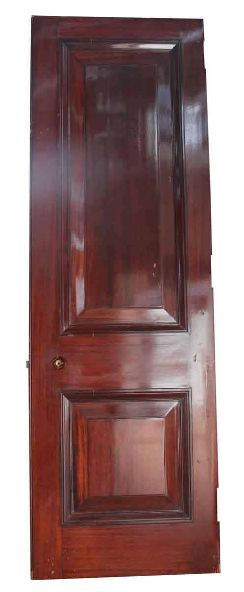 Interior Door with Two Raised Panels - Standard Doors