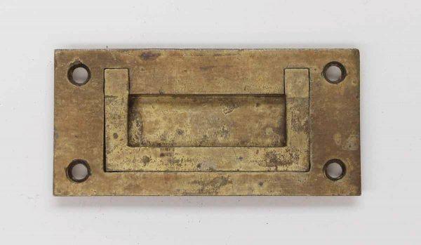 Bronze Bail Recessed Pull - Cabinet & Furniture Pulls