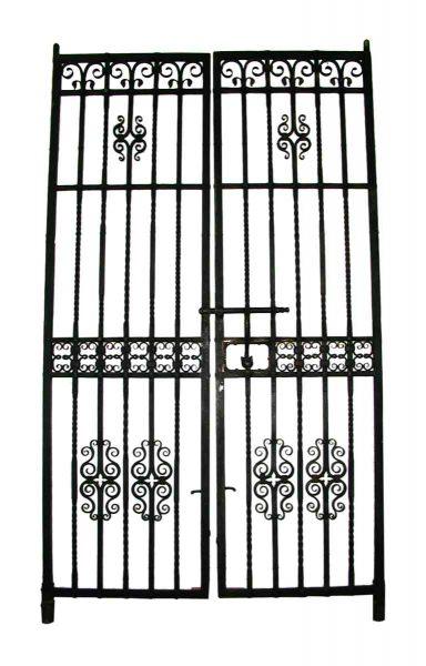 Iron Gates by Samuel Yellin - Gates