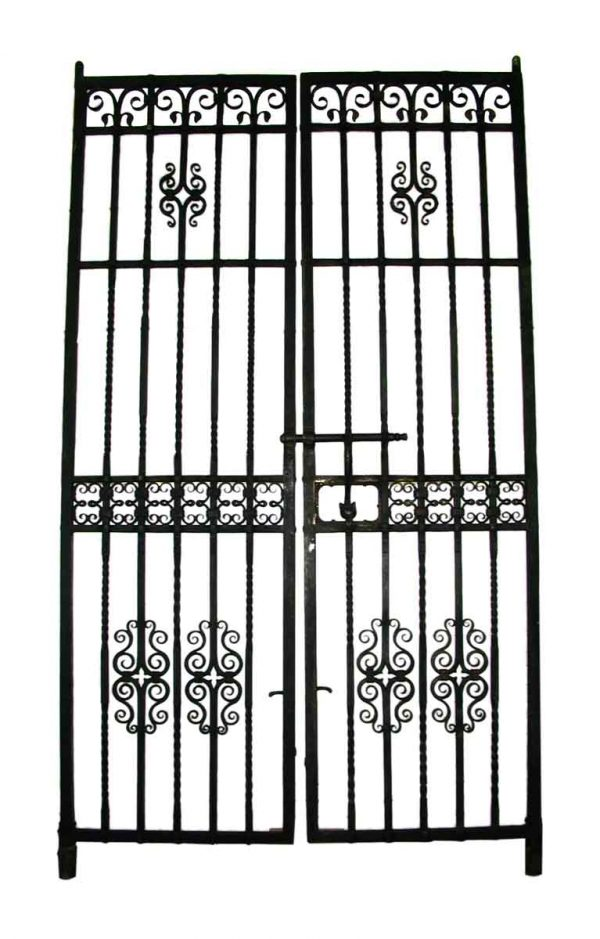 Iron Gates by Samuel Yellin - Gates