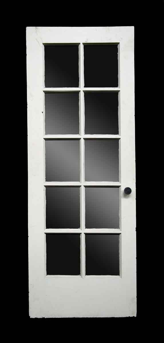 Ten Lite White French Door - French Doors