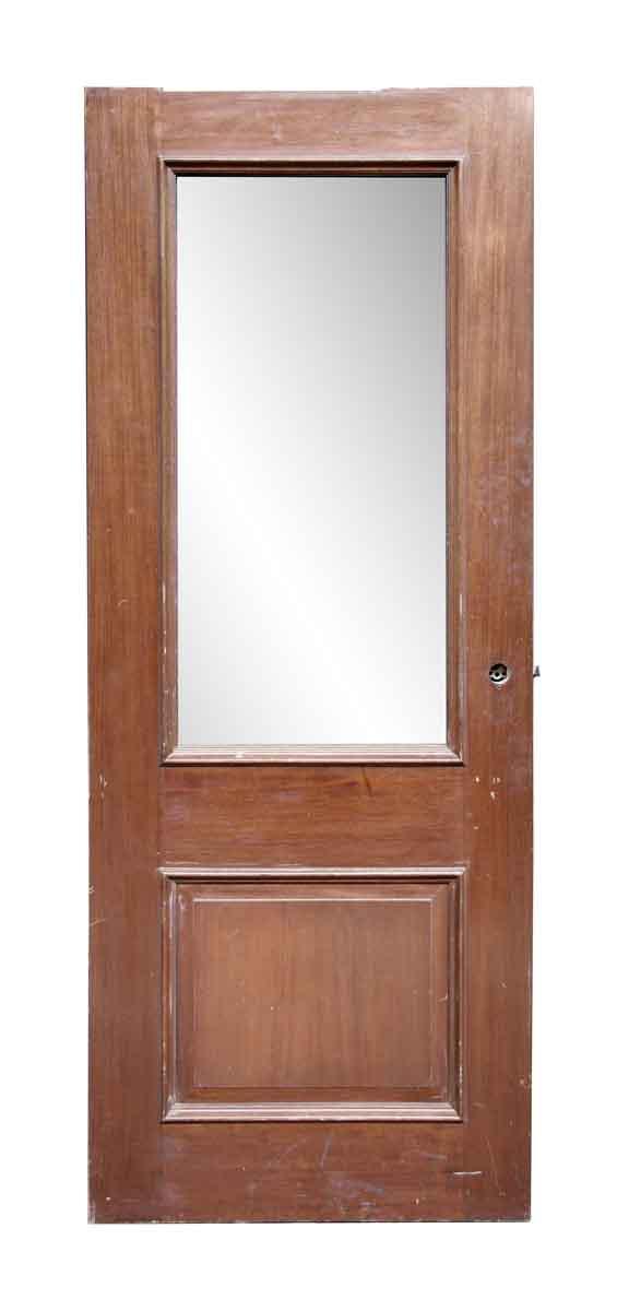 Raised Panel Door with Half Lite - Standard Doors