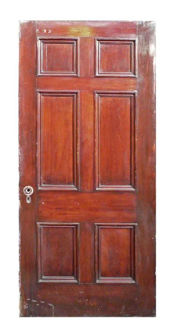 Six Panel Salvaged Door - Standard Doors