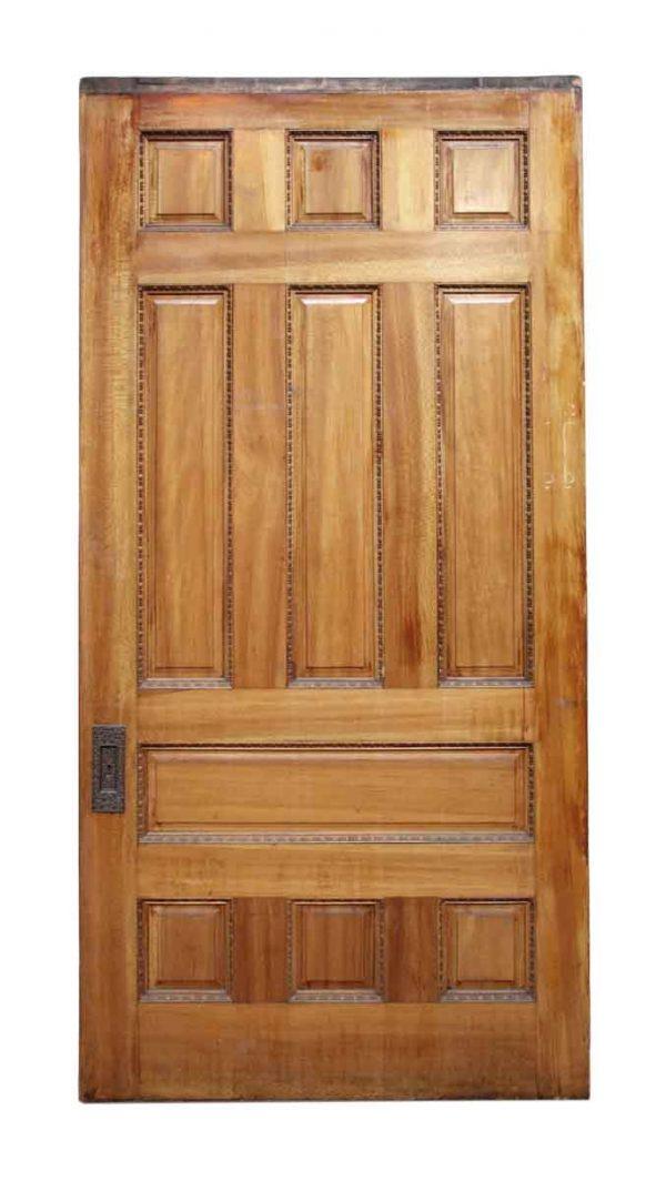 Forty two Inch Wide Maple Pocket Door - Pocket Doors