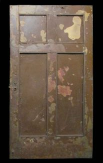 Pair of Wide Bronze Doors & Commercial Doors | Olde Good Things Pezcame.Com