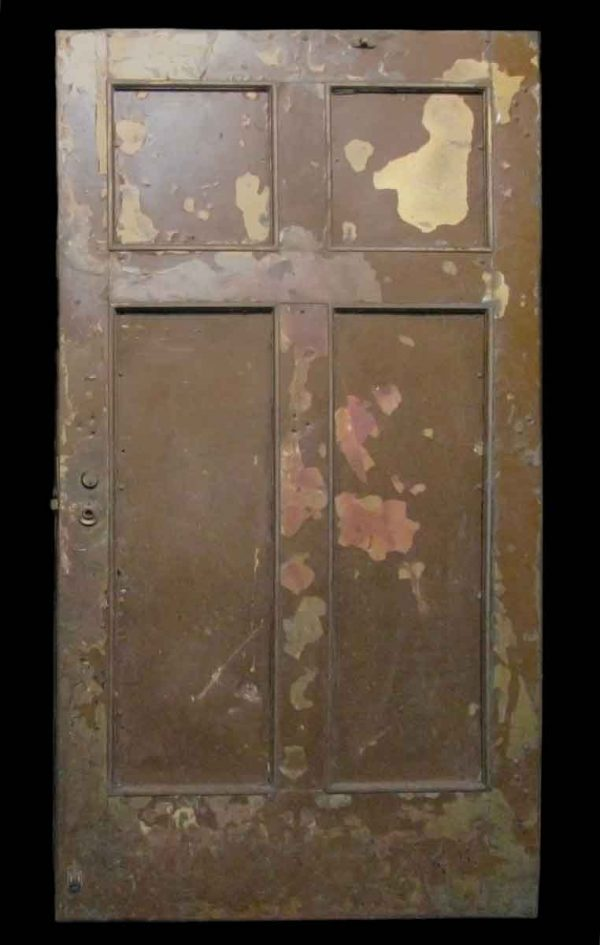 Pair of Wide Bronze Doors - Commercial Doors