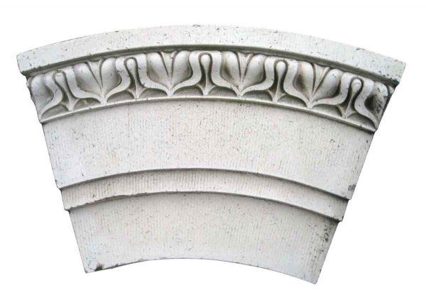 Curved Terra Cotta Architectural Stone - Stone & Terra Cotta