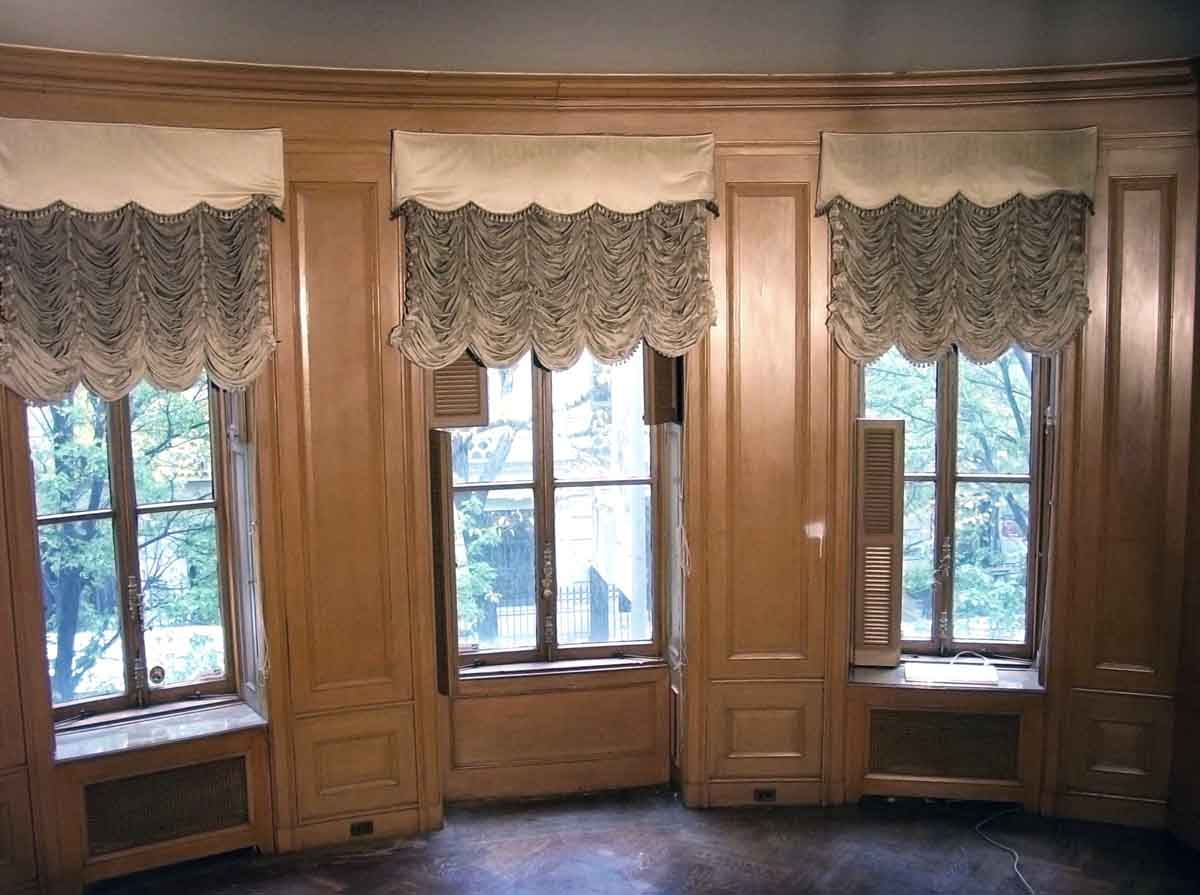 Oak Paneled Rooms : Antique oak paneled room olde good things