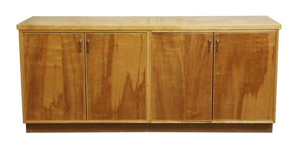 Light Wood Tone Cabinet - Cabinets