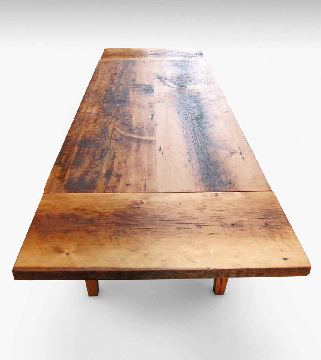 Farm Table With Tapered Legs U0026 Extensions