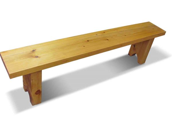 Reclaimed Pine Farm Bench